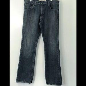 Agave Denim Classic Bootcut Jeans Cowboy Size 36